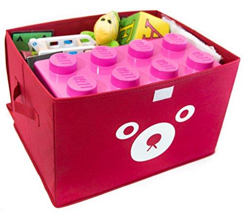 Cute Animal Collapsible Toy Storage Organizer Folding: Katabird Storage Bin For Toy Storage, Collapsible Chest