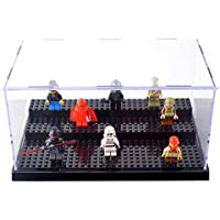 Acrylic Display Case/Box (9.4 x 5.5 x 4.7 inch) 3 Steps...