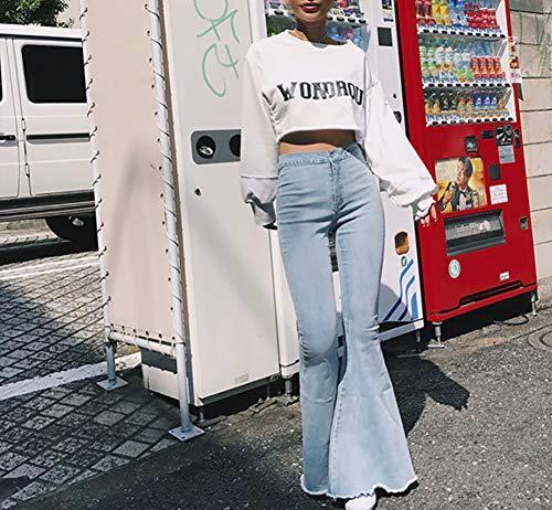 Jeans Jeans Popoye Donna Light Donna Light Blue Popoye Blue Popoye Tqw5EY5