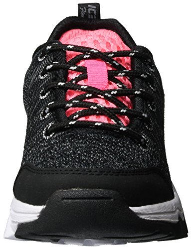 ICEPEAK Windy Jr, Zapatillas Deportivas Para Interior infantil, Negro (Black), 30 EU