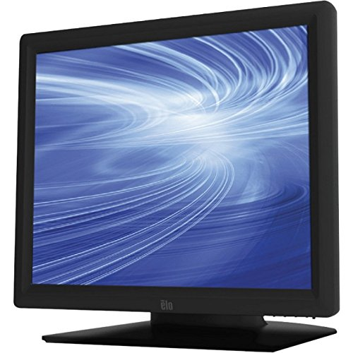 Elo E077464 Desktop Touchmonitors 1717L IntelliTouch 17'' LED-Backlit LCD Monitor, Black