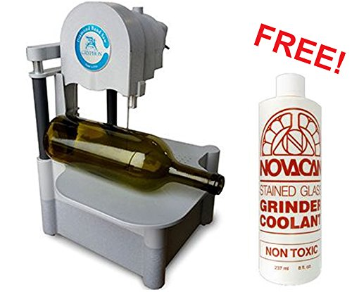 Gryphon C40 TALL Diamond Band Saw w/ FREE 8oz. Novacan Grinder Coolant by Rainbow Art Glass, Inc.
