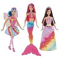 Barbie Dreamtopia Rainbow Cove Set of 3 Dolls