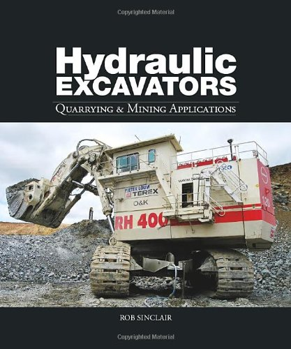 Hydraulic Excavators: Quarrying & Mining Applications Rob Sinclair