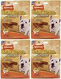Nylabone USA Rawhide Joint Health Glucosamine 128ct 2″ (4x32ct), My Pet Supplies