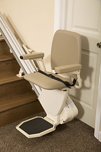 Nautilus Stair Lift - Lifetime Warranty on Motor & Circuit Board by Nautilus