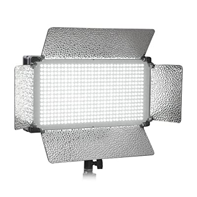 High Energyh Efficiency 500 LEDS Photography Lighting Panel Long Lifespan, Low Carbon Dioxide Emission from Av Prime Inc