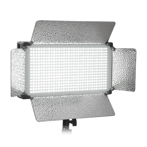 High Energyh Efficiency 500 LEDS Photography Lighting Panel Long Lifespan, Low Carbon Dioxide Emission