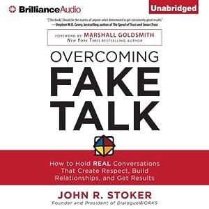 Overcoming Fake Talk Audiobook