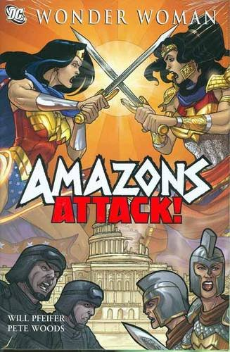 Amazons Attack (Wonder Woman) ebook
