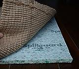 Carpenter, 10'x14', 7/16'' Thick Foam Rebond, Spillguard Resistant Rug Pad
