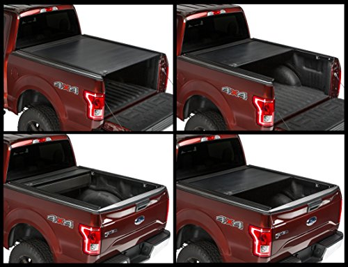 2015-2018 Ford F150 5.5 FT. Bed GATORTRAX Retractable MX Tonneau Truck Bed Cover ( G80373 ) (Matte) Made in the USA