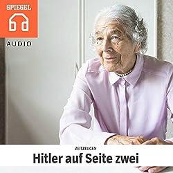 Zeitzeugen: Hitler auf Seite zwei