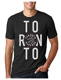 "Licensed Raptors Tee ""Toronto Pro Star"""