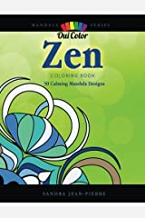 Zen: 30 Calming Mandala Designs (Mandala Series) (Volume 3) Paperback