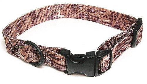 Mossy Oak Shadowgrass Adjustable Camo Collar 1 X 18-26inch Made in USA