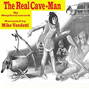 The Real Cave Man Audiobook