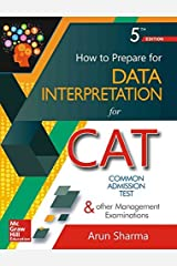 How to Prepare for Data Interpretation  for the CAT Kindle Edition