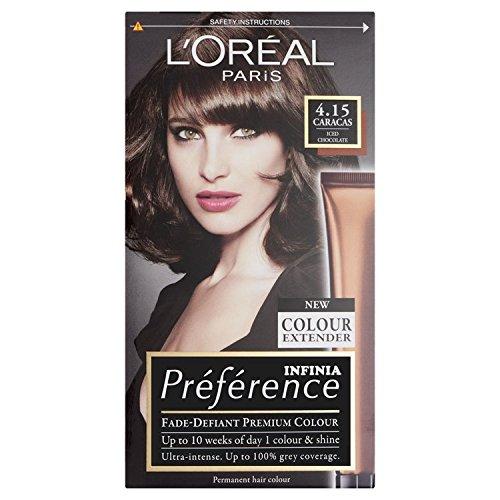 Preference Infinia 4.15 Caracas Iced Chocolate Hair Dye
