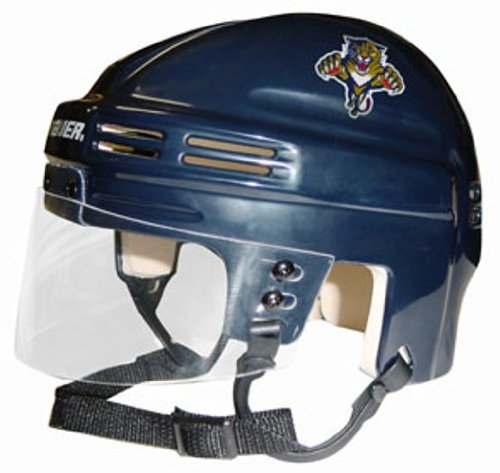 NHL Florida Panthers Replica Mini Hockey Helmet