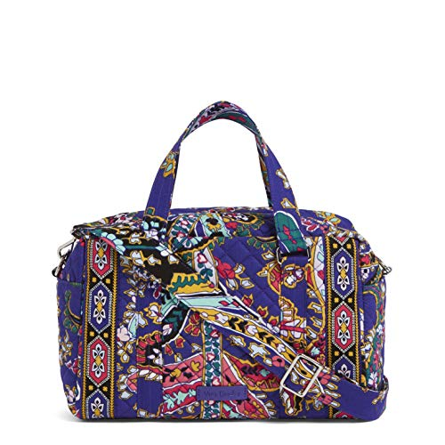 Vera Bradley Iconic 100 Handbag, Signature Cotton, romantic -