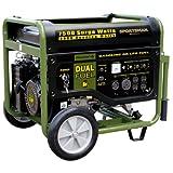 Sportsman GEN7500DF 7,500 Watt 13 HP 389cc OVH 4-Stroke...
