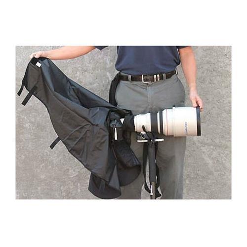 Newswear Long Lens Rain Poncho for Canon Mark-IV & 7