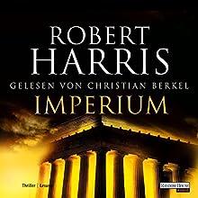 Imperium Hörbuch von Robert Harris Gesprochen von: Christian Berkel