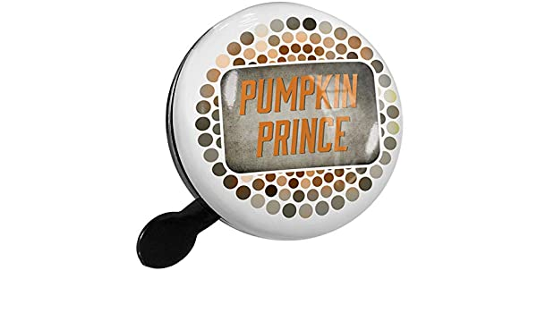 Amazon.com : NEONBLOND Bike Bell Pumpkin Prince Halloween Spooky Design Scooter or Bicycle Horn : Sports & Outdoors