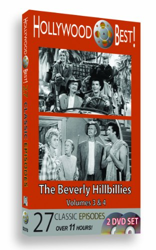 Hollywood Best! The Beverly Hillbillies - Volumes 3 & 4 - 27 Classic Episodes! (Best Masturbation Techniques For Females)