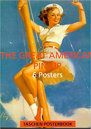 Taschen Publishing - American Pin Up Posterbook