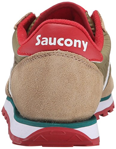 Saucony Originaler Mænds Jazz Mode Sneaker Tan hQLpkv84