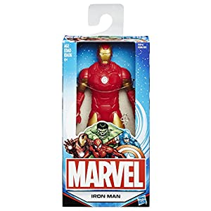 5.75 Inch Avengers Iron Man Action Figure