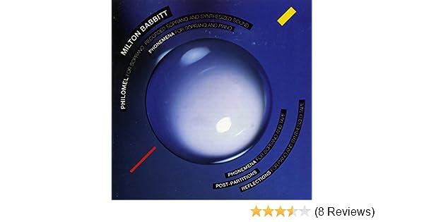 Milton Babbitt: Philomel by Various artists on Amazon Music