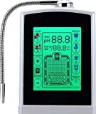 Gowe® 5 Plates Full Touch Screen Alkali Water Ionizer with Built-in NSF Filter