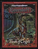 Book of Crypts (AD&D 2nd Ed Fantasy Roleplaying, Ravenloft Setting, #9336/RR2)