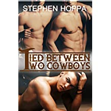 Tied Between Two Cowboys: A MMM Western Erotic Romance