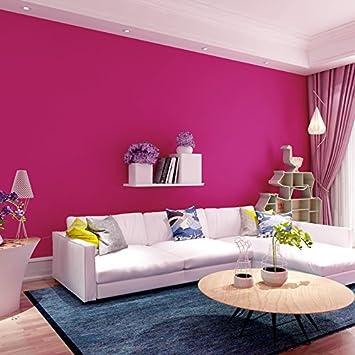 Simple Fashion Color Plain Red Wallpaper Manicure Women\'S Clothing ...