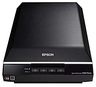 Epson Perfection V550 Color Photo, Image, Film, Negative & Document Scanner with 6400 dpi optical resolution (B00E1O74SW) | Amazon Products