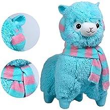 Amazon.com: blue alpaca plush