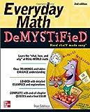 Everyday Math, Stan Gibilisco, 0071790136