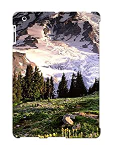 Ascendingnr Fashion Protective Mount Rainier National Park Case Cover For Ipad 2/3/4