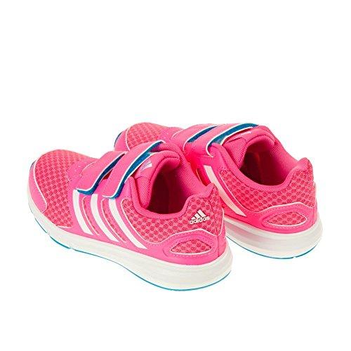 Adidas - Sport CF K - M20287 - Farbe: Rosa-Weiß - Größe: 30.0