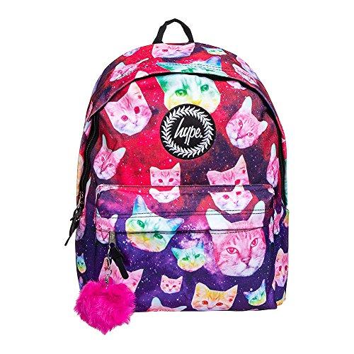 Loisir Cat pour Couleurs Ecole Hype Pom choisir et Designs sac et Pom à Cosmo en dos wIx0tYptOq