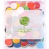 Life Glow 300 Pcs Polyester Felt