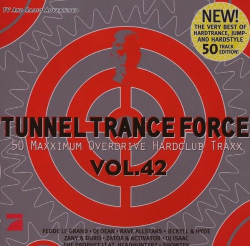 "Release ""Tunnel Trance Force, Volume 42"" by Various Artists"