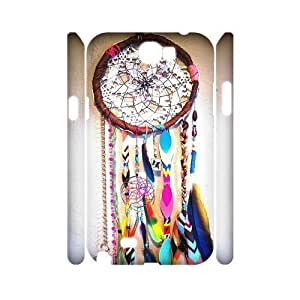 VNCASE Dream Catcher Phone Case For Samsung Galaxy Note 2 N7100 [Pattern-1]