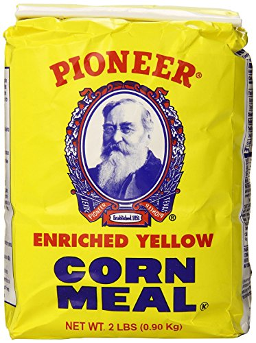 enriched corn meal - 8