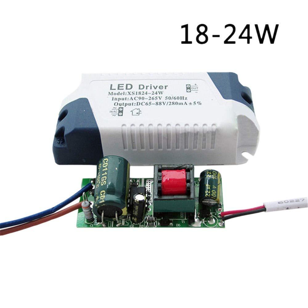 AC 90-265V Transformator LED Treiber Netzteil Trafo 3W//4-7W//8-12W//13-18W//18-24W