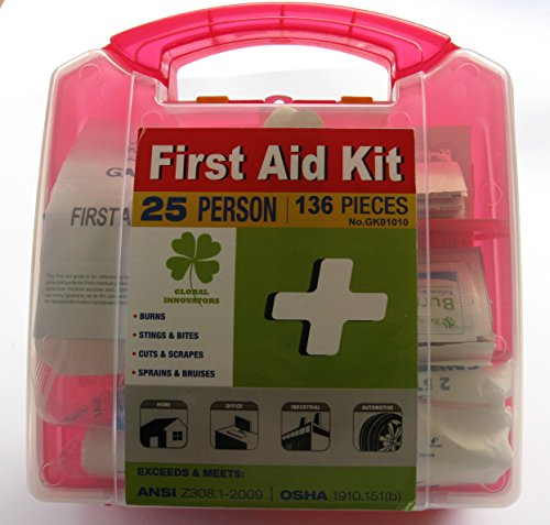 First Aid Kit Home Emergency